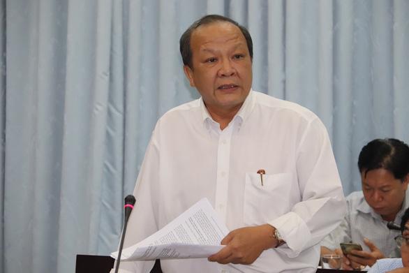Đề nghị kỷ luật hàng loạt lãnh đạo Ban quản lý các KCN tỉnh Vĩnh Long - Ảnh 1.