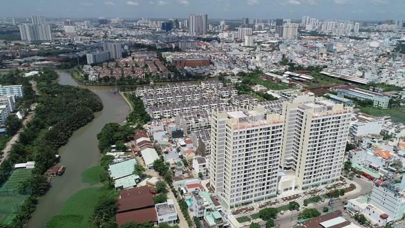 Vốn FDI đổ vào thị trường bất động sản TP.HCM tiếp tục tăng - Ảnh 1.