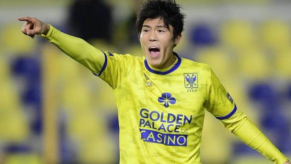 Công Phượng lỡ cơ hội thi đấu cùng Tomiyasu ở Sint-Truiden - Ảnh 1.