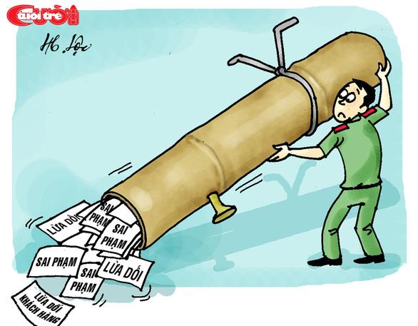 Biếm họa về đại gia điếu cày - Ảnh 2.