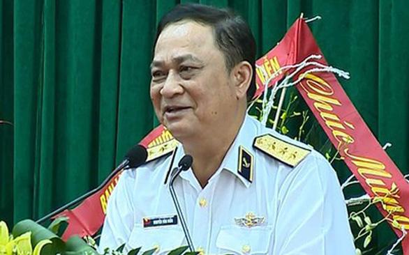 Xóa tư cách nguyên tư lệnh Quân chủng Hải quân với ông Nguyễn Văn Hiến - Ảnh 1.