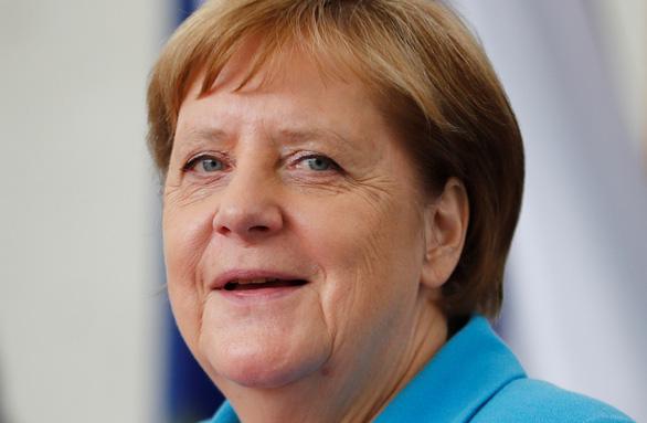 Thủ tướng Đức Merkel lại lên tiếng vì tin đồn sức khỏe - Ảnh 1.