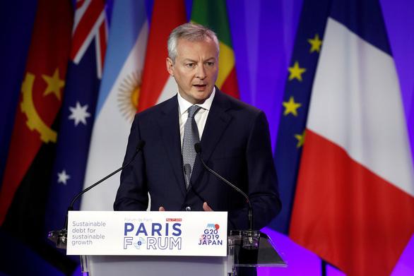 Pháp thông qua thuế mới, có thể khơi mào thương chiến Mỹ - Âu - Ảnh 1.