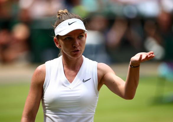 Hạ gục nhanh Svitolina, Halep lần đầu vào chung kết Wimbledon - Ảnh 1.