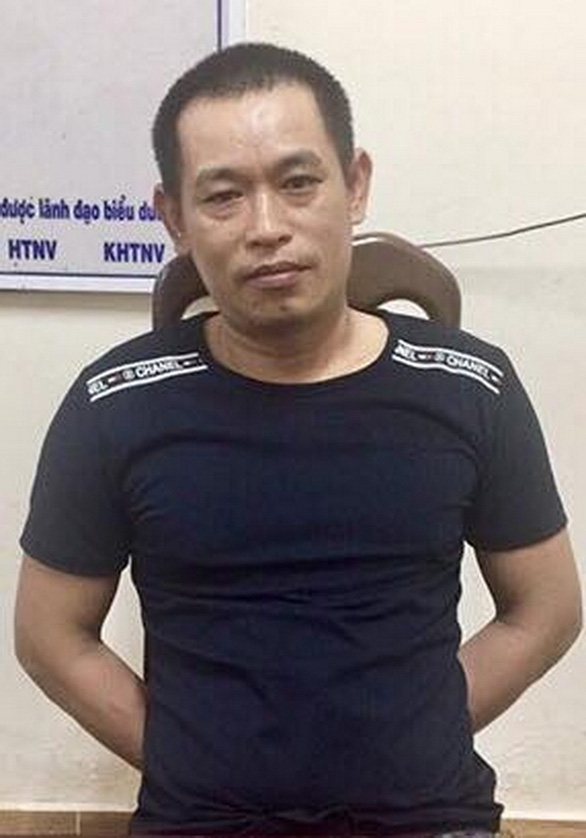 Bắt tạm giam một đại úy công an trong vụ vượt ngục ở Bình Thuận - Ảnh 2.