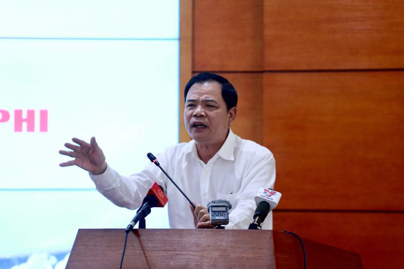 Bộ trưởng Nguyễn Xuân Cường: Dịch tả heo châu Phi gây thiệt hại rất lớn - Ảnh 1.