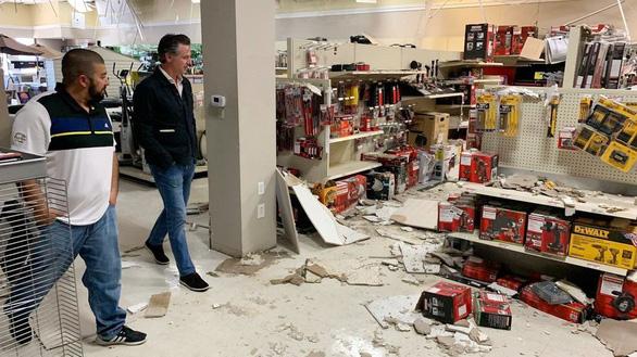 Cali thấp thỏm trận động đất khủng Big One - Ảnh 1.