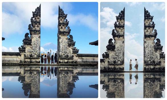 Du khách bật ngửa vì ảnh Cổng trời ở Indonesia bị làm giả - Ảnh 3.