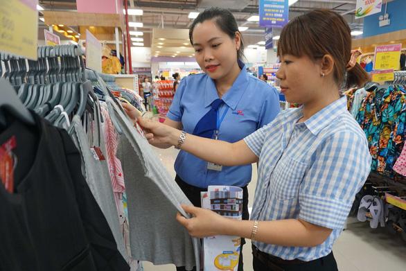Vẫn luôn rộng cửa cho hàng Việt vào siêu thị - Ảnh 1.