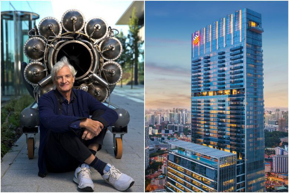 Bỏ ra 50 triệu USD tiền mặt mua căn hộ đắt nhất Singapore - Ảnh 1.