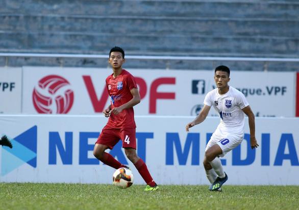 Phạt Viettel và PVF vì phản ứng trọng tài ở Giải U17 quốc gia 2019 - Ảnh 1.