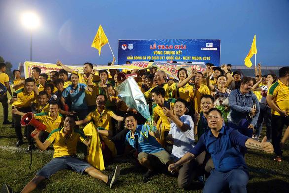 Phá huông ở chấm 11m, Thanh Hóa đăng quang Giải U17 quốc gia 2019 - Ảnh 2.