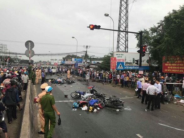 Ma men và nỗi đau sau những vụ tai nạn giao thông - Ảnh 1.