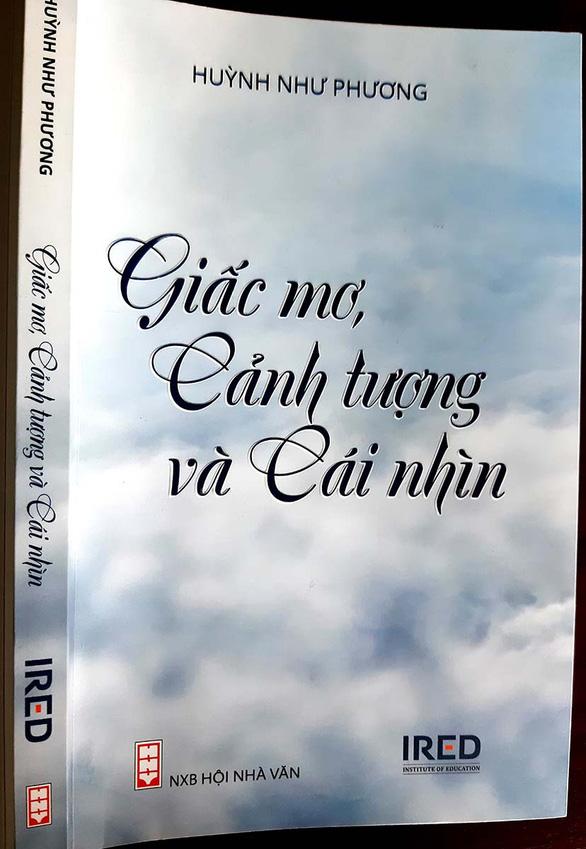 Văn chương lại gõ cửa Huỳnh Như Phương - Ảnh 1.