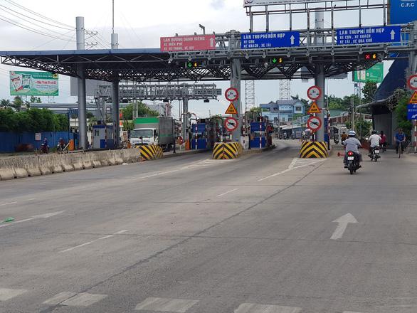 Bộ Giao thông vận tải đôn đốc quyết toán dự án Quốc lộ 91B - Ảnh 1.