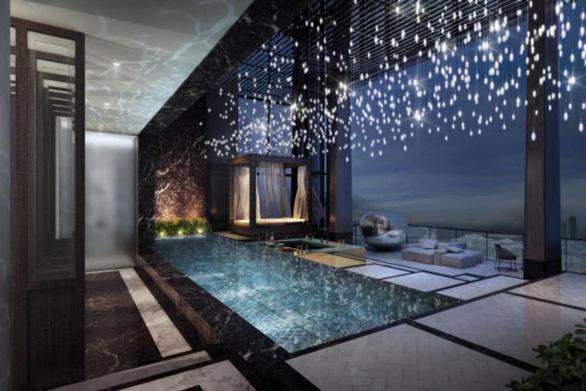 Bỏ ra 50 triệu USD tiền mặt mua căn hộ đắt nhất Singapore - Ảnh 2.