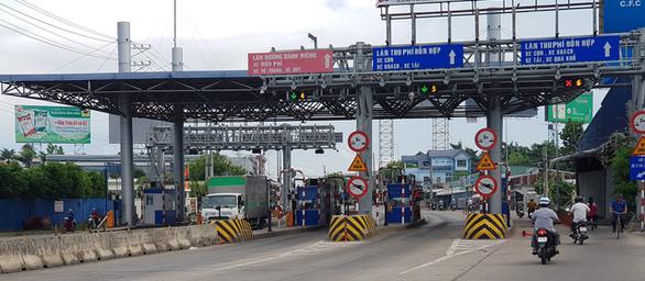 Bộ Giao thông đưa ra phương án gì cho trạm T2 BOT quốc lộ 91? - Ảnh 1.
