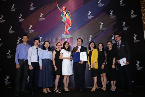 AEON Việt Nam là một trong những Nơi làm việc tốt nhất châu Á năm 2019 - Ảnh 1.