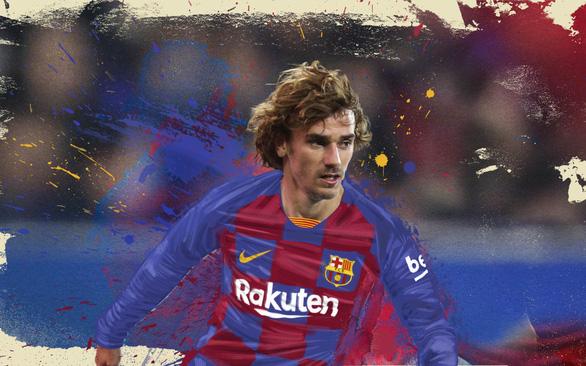 Barca chiêu mộ thành công Griezmann với 120 triệu euro - Ảnh 1.