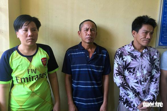 3 anh em ruột trong băng nhóm đi xe phân khối lớn cướp giật gần 40 vụ - Ảnh 1.