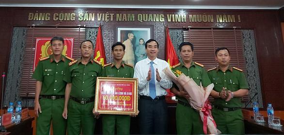 Công an Đà Nẵng phá 2 chuyên án ma túy liên tỉnh sau 1 năm theo dõi - Ảnh 3.