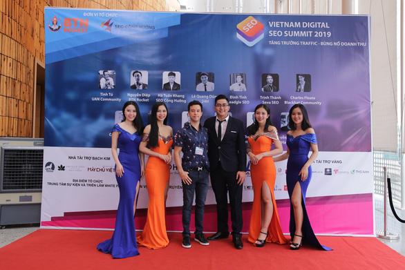 Vietnam Digital SEO Summit 2019 thu hút gần 1.000 người tham dự - Ảnh 2.