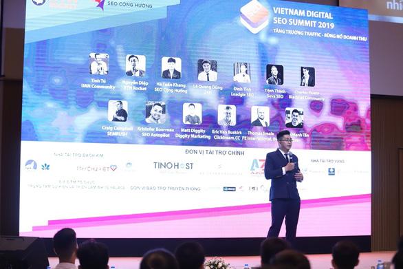 Vietnam Digital SEO Summit 2019 thu hút gần 1.000 người tham dự - Ảnh 3.
