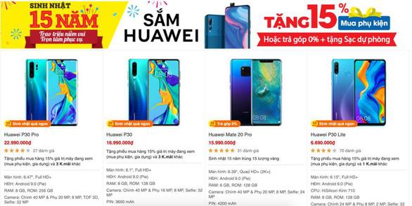 Có nên mua điện thoại Huawei thời điểm này? - Ảnh 5.