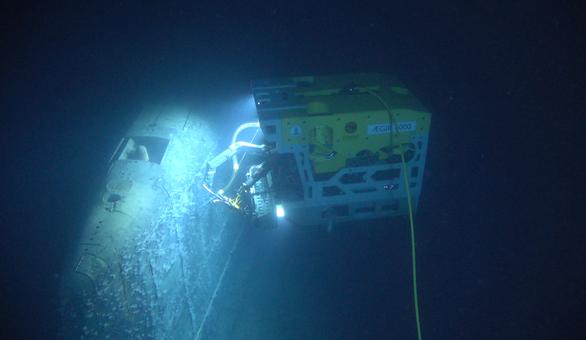 Tàu ngầm hạt nhân Liên Xô chìm dưới biển bất ngờ rò rỉ phóng xạ cao khủng khiếp - Ảnh 3.