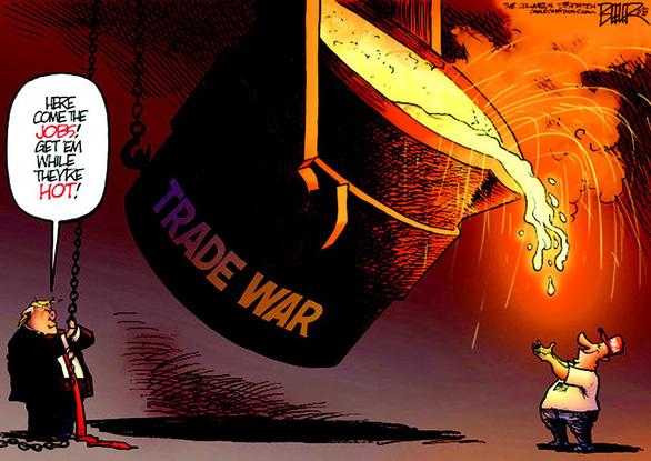 Mỹ có nhắm tới Việt Nam khi áp thuế thép 400% hay không? - Ảnh 1.