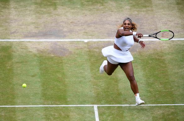 Thua dễ Halep, Serena chưa thể có Grand Slam thứ 24 - Ảnh 3.