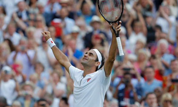 Đánh bại Nadal, Federer tiến vào chung kết Wimbledon 2019 - Ảnh 2.