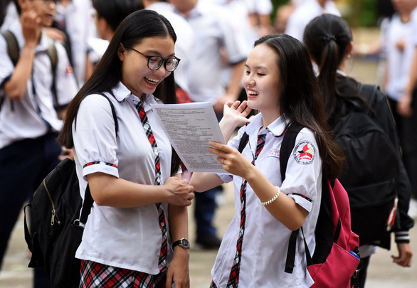 Bộ GD-ĐT công bố điểm thi THPT quốc gia 2019 - Ảnh 1.