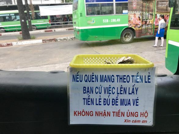 Tài xế xe buýt Huy búp bê: Móc túi dọa cứa cổ, tôi vẫn làm - Ảnh 4.