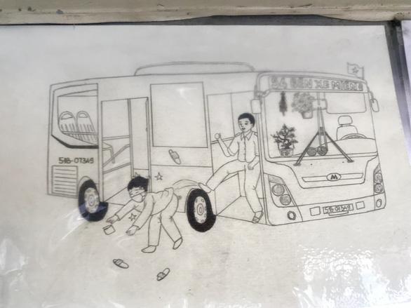 Tài xế xe buýt Huy búp bê: Móc túi dọa cứa cổ, tôi vẫn làm - Ảnh 3.