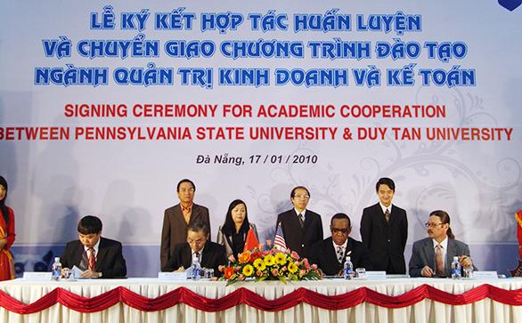 Khối ngành kinh tế - quản trị tại Đại học Duy Tân: Chưa bao giờ hết hot - Ảnh 2.