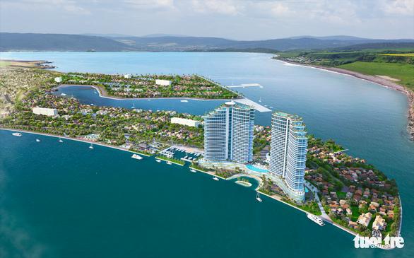 Khu lấn biển Quy Nhơn sẽ thành công viên và trung tâm thương mại 40 tầng - Ảnh 2.