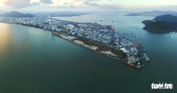 Khu lấn biển Quy Nhơn sẽ thành công viên và trung tâm thương mại 40 tầng - Ảnh 1.