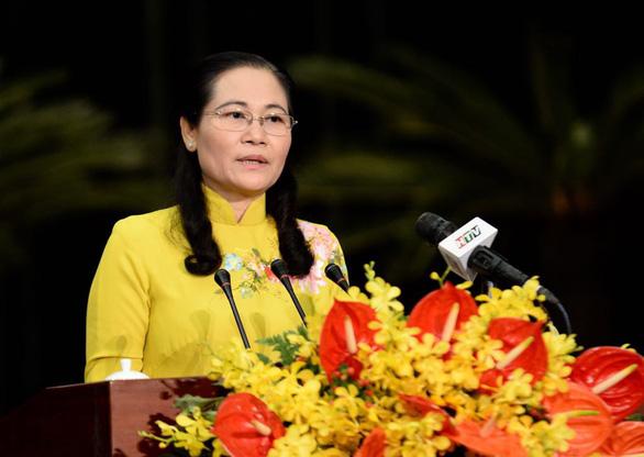 Chủ tịch HĐND TP.HCM: Ưu tiên tổ chức kỳ họp bất thường về vấn đề Thủ Thiêm - Ảnh 1.