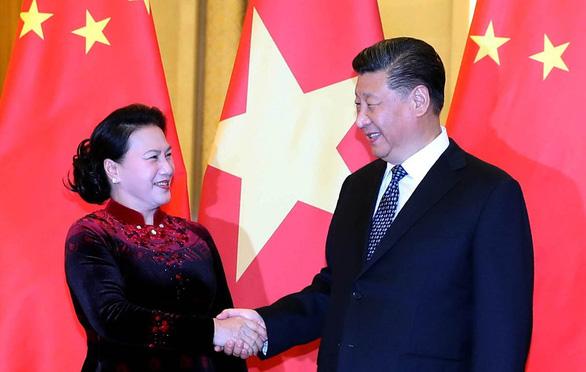 Việt - Trung tăng cường hợp tác nhiều lĩnh vực - Ảnh 1.