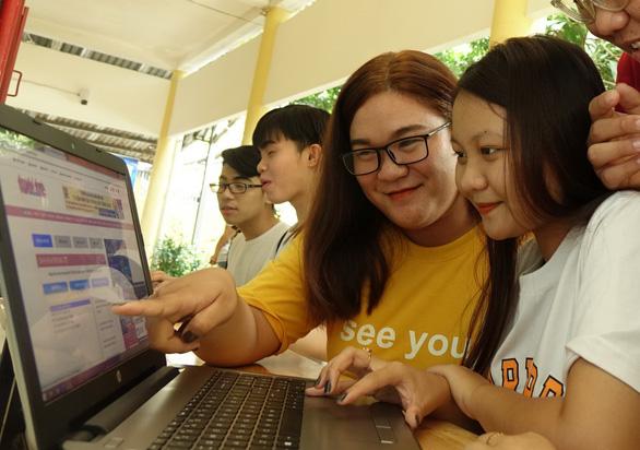 Xem điểm thi THPT quốc gia 2019 tất cả tỉnh thành trên Tuổi Trẻ Online