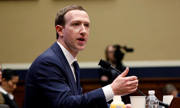 Facebook sẽ bị phạt 5 tỉ USD vì rò rỉ dữ liệu người dùng - Ảnh 1.