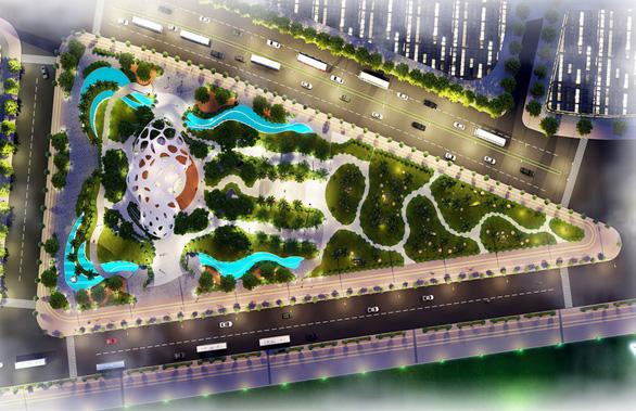 Công ty Singapore đoạt giải nhất thiết kế Bảo tàng Đà Nẵng - Ảnh 2.