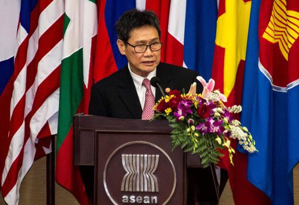 Hội nghị quốc tế ngành công nghiệp thông minh ASEAN – Trung Quốc 2019 - Ảnh 3.