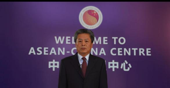 Hội nghị quốc tế ngành công nghiệp thông minh ASEAN – Trung Quốc 2019 - Ảnh 4.