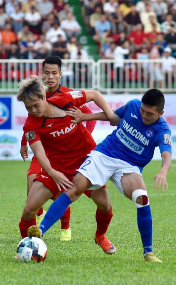 Thua đậm Quảng Ninh, HAGL có trận thứ 8 không biết thắng - Ảnh 3.