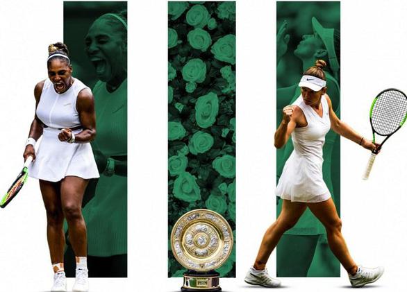 Serena đối mặt với sức ép lịch sử - Ảnh 1.