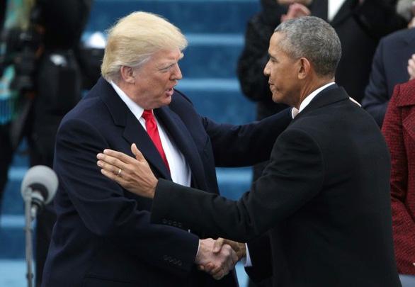 Ông Trump hủy thỏa thuận hạt nhân Iran vì muốn phá ông Obama? - Ảnh 1.