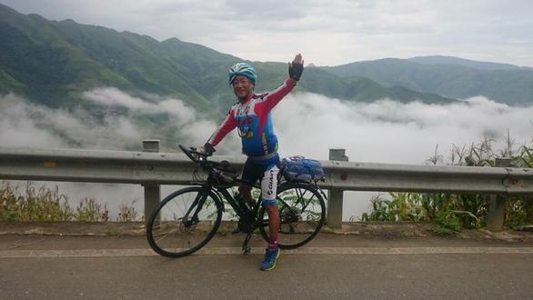 Thực hiện ước mơ ở tuổi xế chiều - Kỳ 4: Ông xe đạp - Ảnh 3.