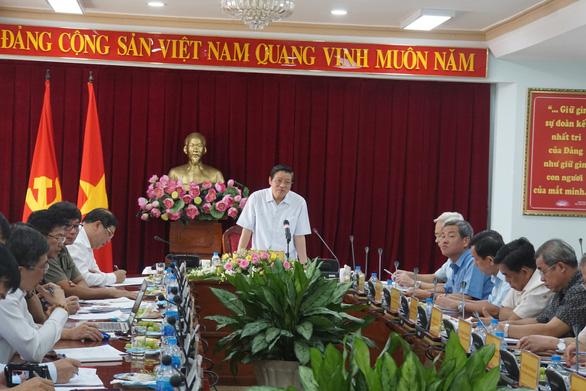 Ban Bí thư kiểm tra công tác nêu gương của cán bộ tại tỉnh Đồng Nai - Ảnh 2.